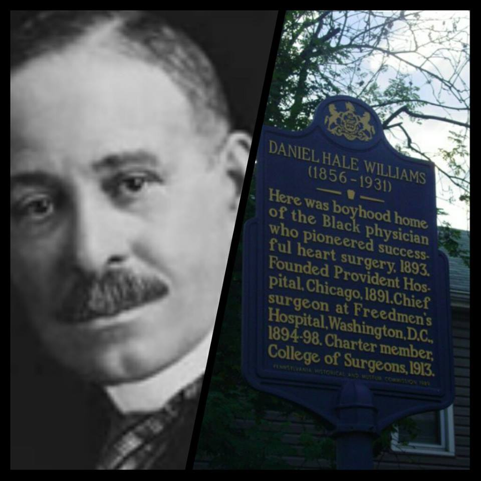 a biography of daniel hale williams an african american general surgeon Biography of daniel hale williams nationality american gender male occupation physician daniel williams, a meticulous, knowledgeable surgeon and founder of the.